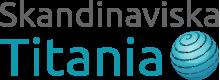 Skandinaviska Titania Logotyp
